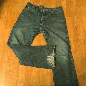 Banana Republic 36 x 34 jeans Boot Cut